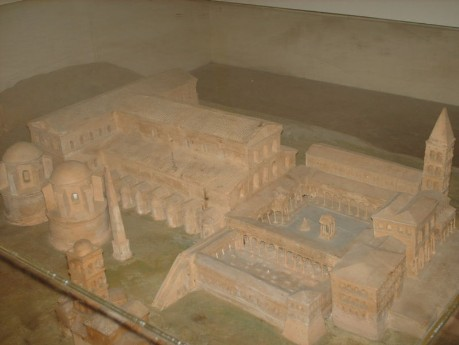 Reconstruction of the Vatican Complex